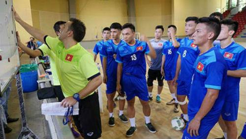 Chi tiết futsal Việt Nam - Paraguay: Niềm an ủi muộn màng (KT) - 7