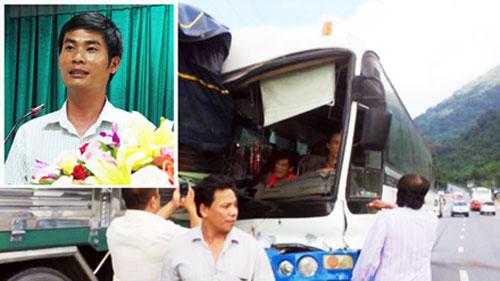 Người hùng đèo Bảo Lộc chia thưởng cho tài xế xe khách - 1