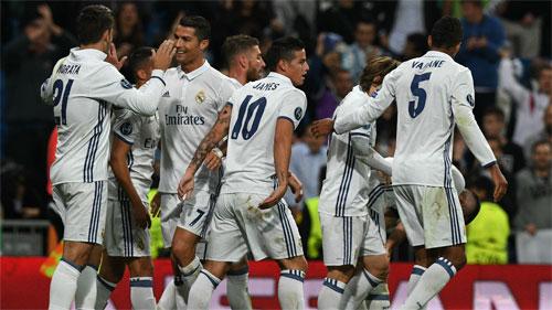 Real ngược dòng, Zidane thừa nhận gặp khó - 1