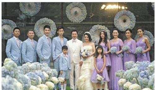 Những đại tiểu thư xinh đẹp, giàu có ở Trung Quốc - 10