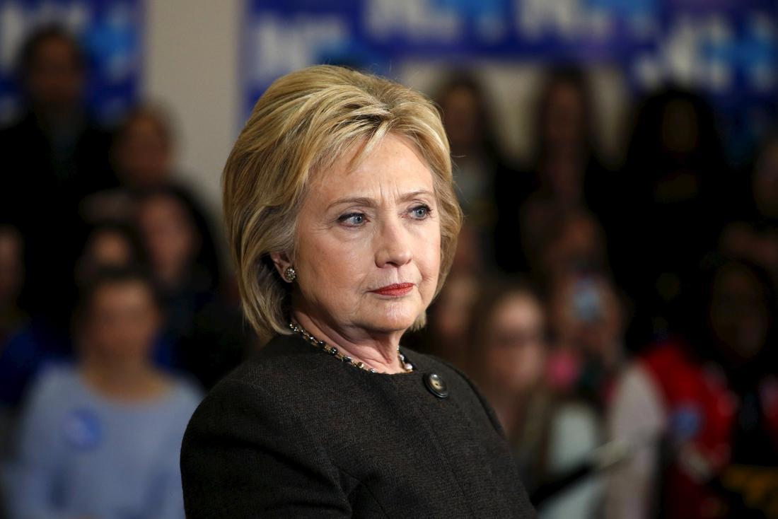 Công bố thông tin bệnh tình của bà Clinton - 1