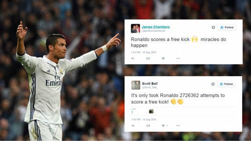 """Ronaldo: Cứu Real và hứa """"trọn đời"""" với Real - 2"""