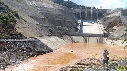 Vụ thủy điện Sông Bung 2: Sự cố sau nghiệm thu 19 ngày - 1