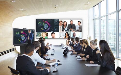 Giải pháp màn hình hiển thị kích thước lớn Nec Videowall - 3