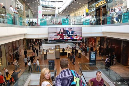 Giải pháp màn hình hiển thị kích thước lớn Nec Videowall - 4
