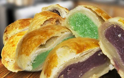 Nếm thử bánh Trung thu truyền thống ở các nước châu Á - 9