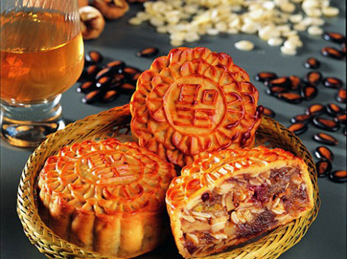 Nếm thử bánh Trung thu truyền thống ở các nước châu Á - 7