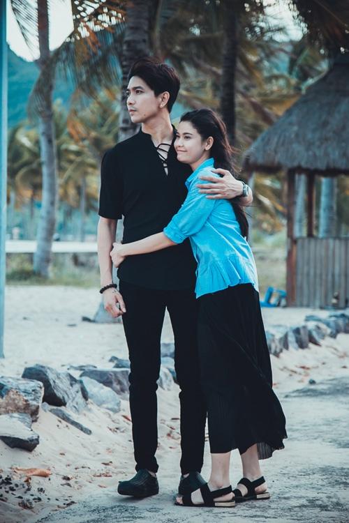 Tim khóa môi Trương Quỳnh Anh mãnh liệt trong phim mới - 2