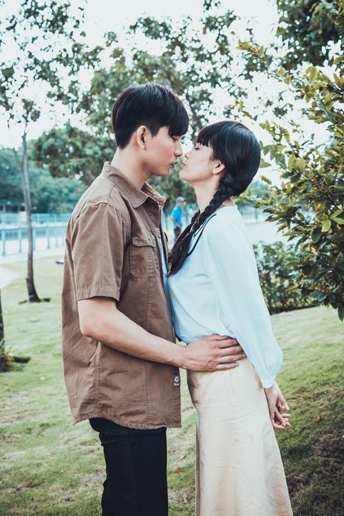 Tim khóa môi Trương Quỳnh Anh mãnh liệt trong phim mới - 5