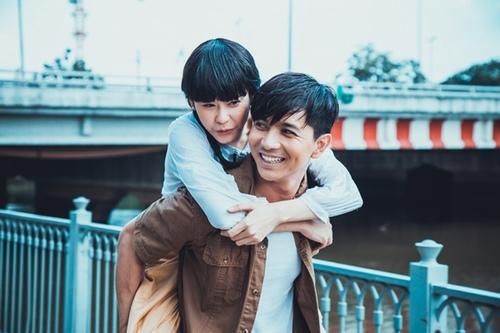 Tim khóa môi Trương Quỳnh Anh mãnh liệt trong phim mới - 6