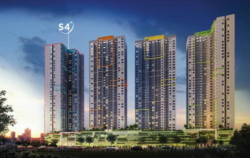 Ra mắt tòa cuối cùng tại Seasons Avenue: tòa S4 (Sonata Premier) - 1