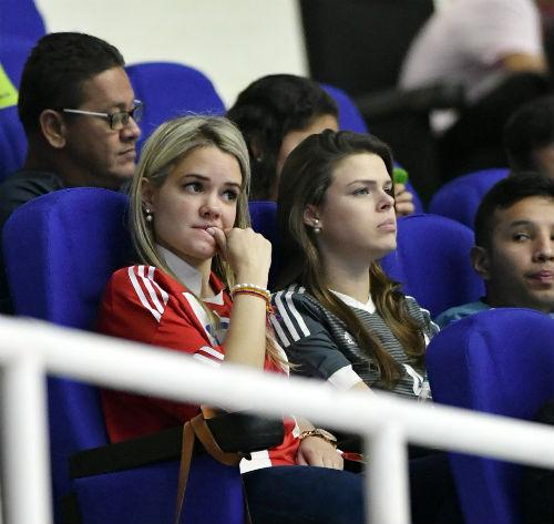 """Ảnh: Futsal Việt Nam """"trở lại mặt đất"""" trận gặp Paraguay - 13"""