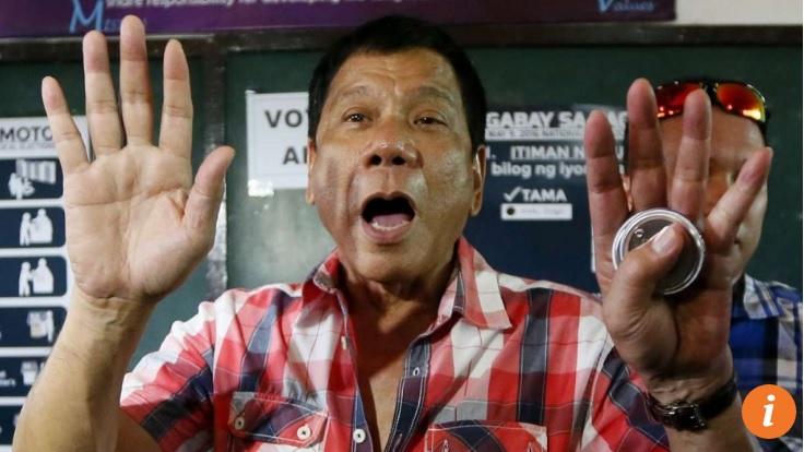 Ý đồ của Tổng thống Philippines khi nói mua vũ khí TQ - 1