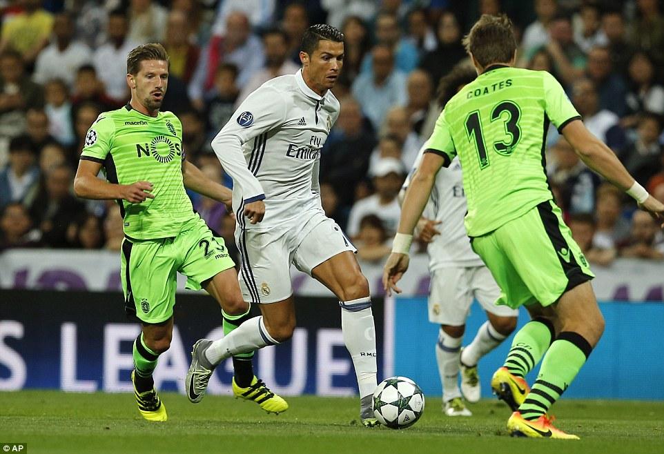 Tin HOT tối 15/9: Ronaldo xin lỗi sau khi ghi bàn cho Real - 1