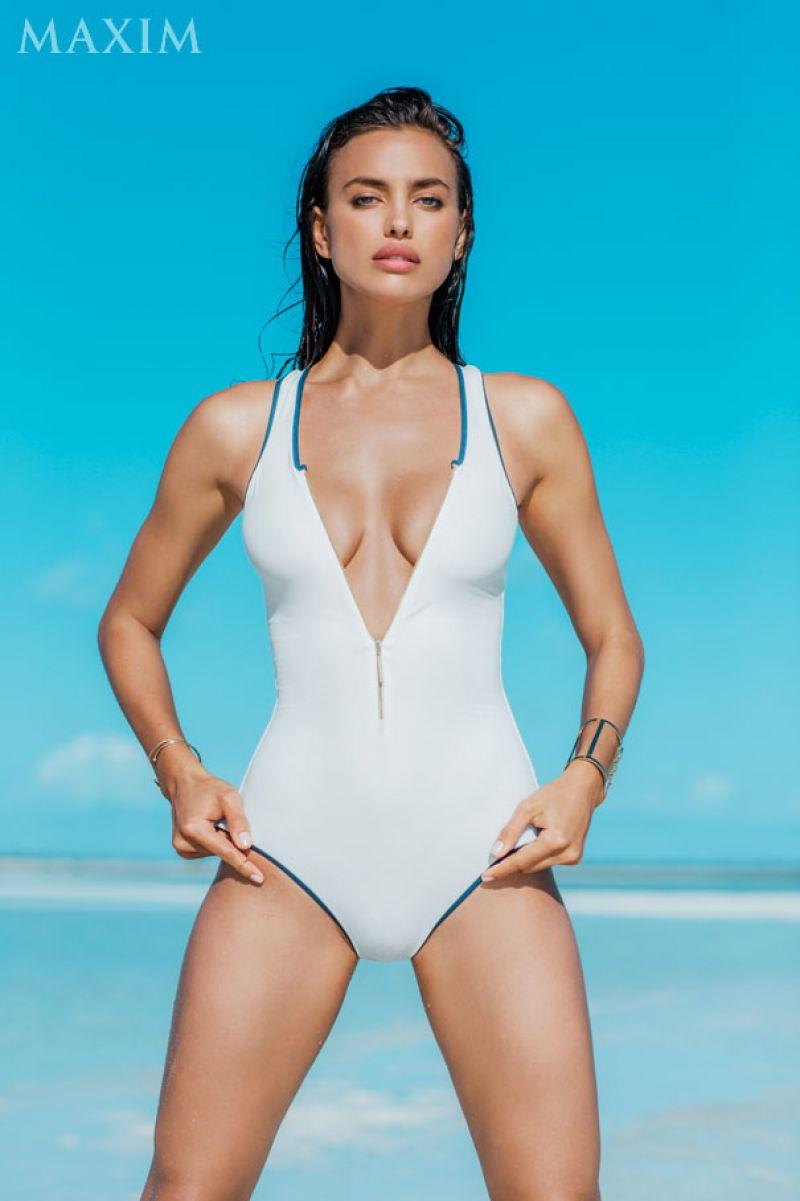 Bí kíp để có làn da nuột nà của siêu mẫu Irina Shayk - 6