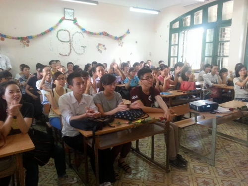 """Lớp học tiếng Anh '0 đồng' cho trẻ tự kỷ của thầy giáo """"khùng"""" - 2"""