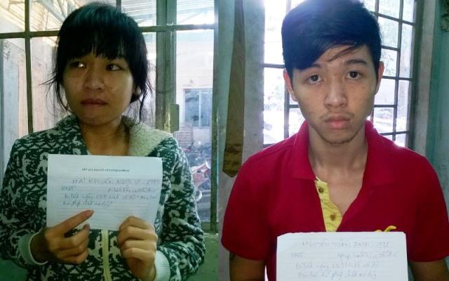 Triệt phá đường dây dụ học sinh bán ma túy ở Sài Gòn - 1