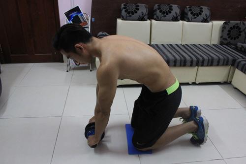 """""""Phát sốt"""" với dụng cụ thể thao giảm mỡ bụng thần tốc - 2"""