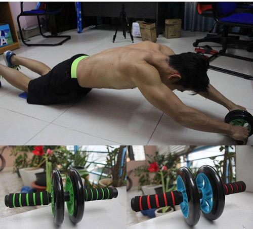 """""""Phát sốt"""" với dụng cụ thể thao giảm mỡ bụng thần tốc - 3"""