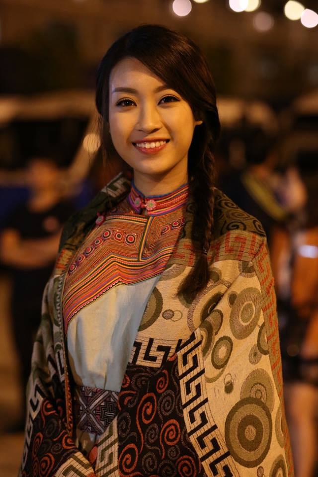Hoa hậu Mỹ Linh bất ngờ làm MC truyền hình - 4
