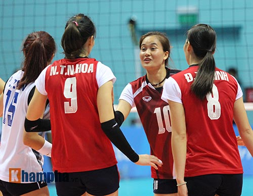 Bóng chuyền nữ: Rèn bản lĩnh, Việt Nam quyết đấu Thái Lan - 1