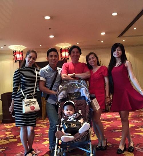 Bất ngờ mối quan hệ của Khánh Thi với bố mẹ chồng - 4