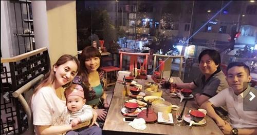 Bất ngờ mối quan hệ của Khánh Thi với bố mẹ chồng - 5