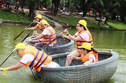 Sài Gòn cuối tuần kéo nhau xuống Vườn Xoài tận hưởng không gian xanh - 8