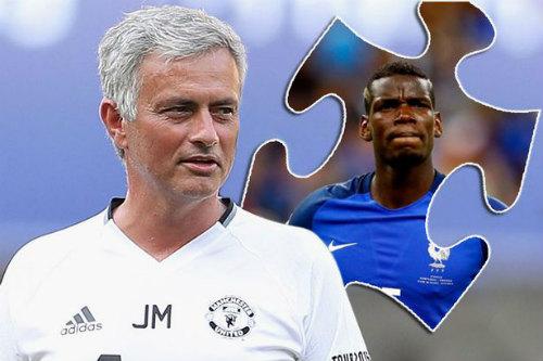 MU - Mourinho: Bài toán tuyến giữa khó giải - 2