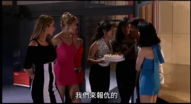 Bộ phim hiếm hoi ngập tràn người đẹp của Thành Long - 4