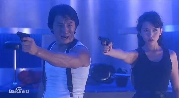 Bộ phim hiếm hoi ngập tràn người đẹp của Thành Long - 6