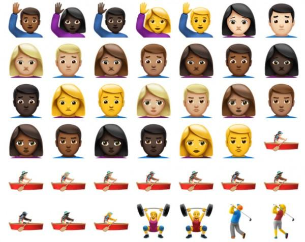 Soi bộ sưu tập biểu tượng emoji trên iOS 10 - 1