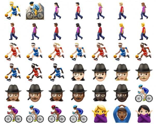 Soi bộ sưu tập biểu tượng emoji trên iOS 10 - 6