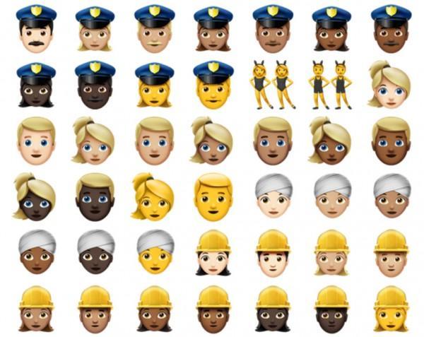 Soi bộ sưu tập biểu tượng emoji trên iOS 10 - 9
