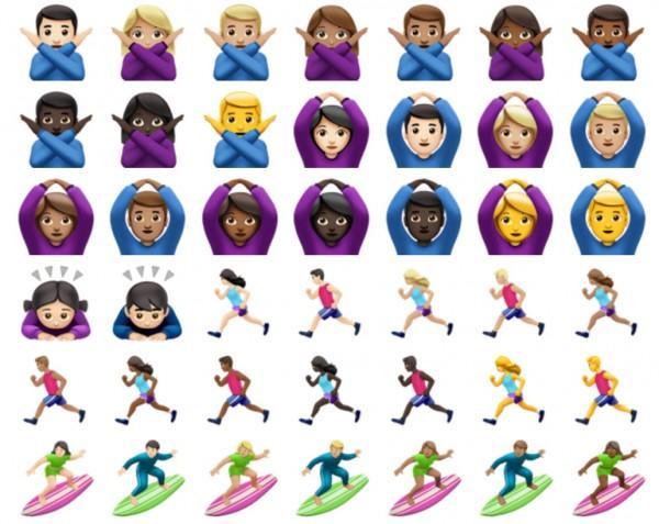 Soi bộ sưu tập biểu tượng emoji trên iOS 10 - 7
