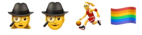 Soi bộ sưu tập biểu tượng emoji trên iOS 10 - 3