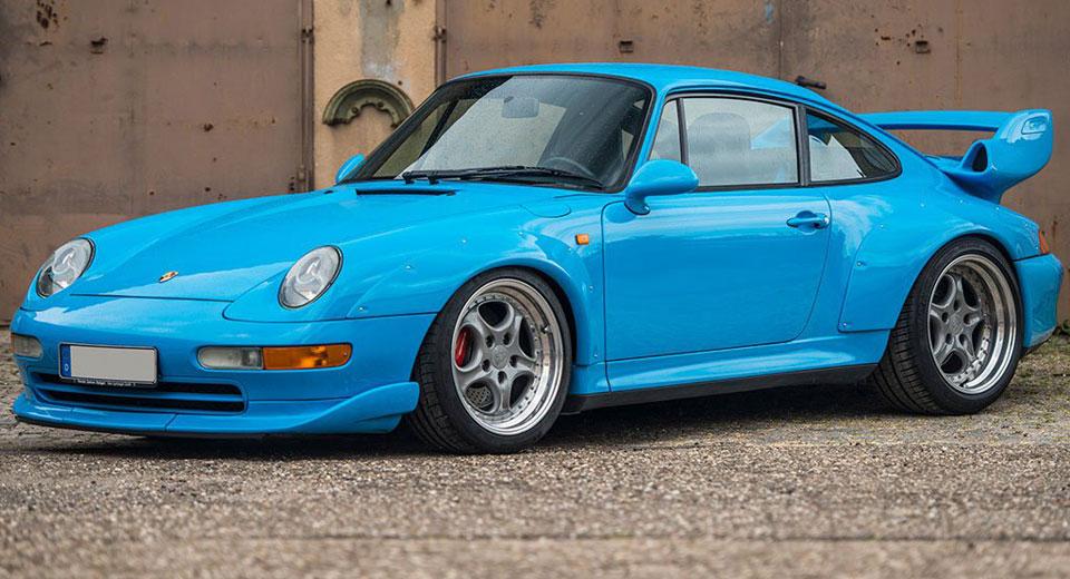 """Porsche 993 GT2 đời 1995 được bán với giá siêu """"khủng"""" - 1"""