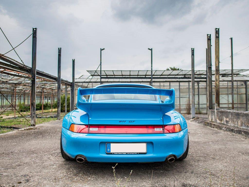 """Porsche 993 GT2 đời 1995 được bán với giá siêu """"khủng"""" - 4"""