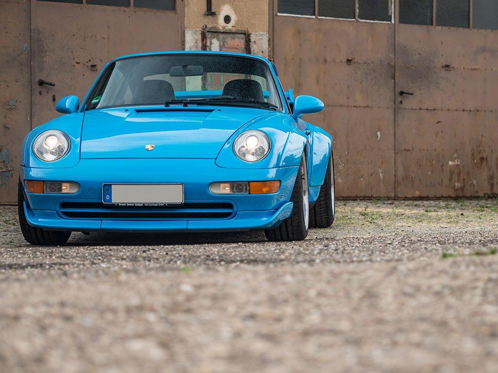 """Porsche 993 GT2 đời 1995 được bán với giá siêu """"khủng"""" - 3"""