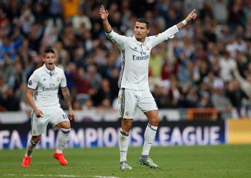Real: Ronaldo ghi bàn nhiều thứ mấy lịch sử bóng đá - 1