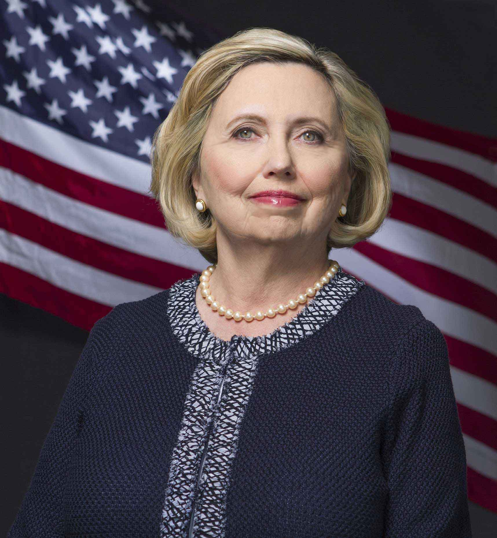 Người phụ nữ chuyên đóng giả bà Clinton kiếm bộn tiền - 3
