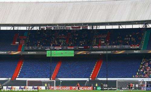Chi tiết Feyenoord – MU: Nếm trái đắng (KT) - 13