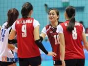 Thể thao - Bóng chuyền nữ: Rèn bản lĩnh, Việt Nam quyết đấu Thái Lan