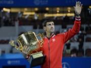 Thể thao - Tin thể thao HOT 15/9: Djokovic có thể lỡ hẹn China Open