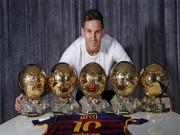 Bóng đá - Báo thân Barca khởi động chiến dịch QBV cho Messi