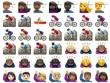 Soi bộ sưu tập biểu tượng emoji trên iOS 10
