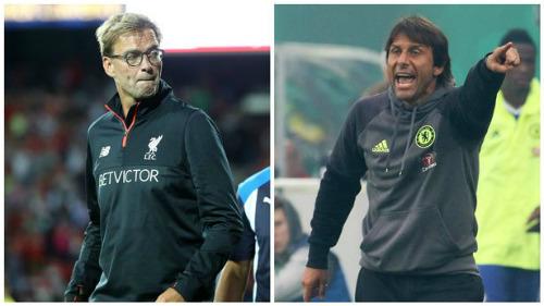 Chelsea-Conte đấu Liverpool-Klopp: Lửa nào mạnh hơn - 1
