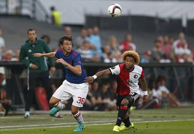 Chi tiết Feyenoord – MU: Nếm trái đắng (KT) - 6