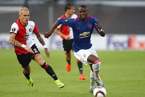 Feyenoord - MU: Ngộp thở trên đất Hà Lan - 1