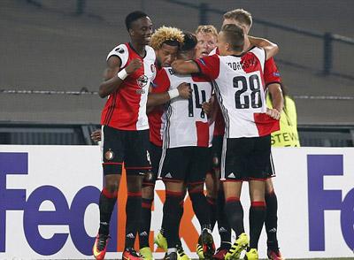 Chi tiết Feyenoord – MU: Nếm trái đắng (KT) - 9